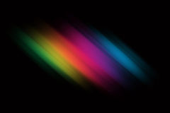 Abstrakte Leuchten Lizenzfreie Stockfotos