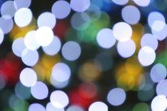 Abstrakte Lichter Lizenzfreies Stockbild