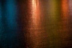 Abstrakte Lichter und Wassermuster Lizenzfreie Stockfotografie