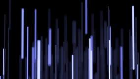 Abstrakte Lichtstrahlen lizenzfreie abbildung