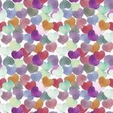 Abstrakte Liebeskonzeptabbildung Stockbild