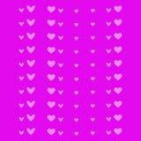 Abstrakte Liebeskonzeptabbildung Hintergrund suchen s?? und nach Liebhabern oder Valentinsgru?thema sch?n stock abbildung