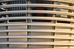 Abstrakte Linien auf Architektur Modernes Architektursonderkommando Lizenzfreie Stockbilder