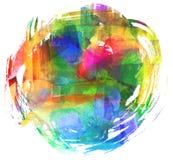 Abstrakte Malerei Stockfotos