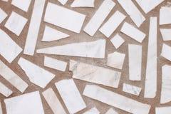 Abstrakte Marmoranordnung Stockfoto