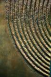 Abstrakte Metallbeschaffenheit Stockbild
