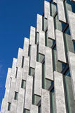 Abstrakte moderne Architektur lizenzfreies stockfoto