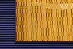 Abstrakte moderne Architektur Lizenzfreies Stockbild