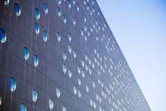 Abstrakte moderne Aufbaudetails Lizenzfreie Stockfotografie