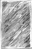 Abstrakte Mustermalerei in Schwarzweiss vektor abbildung