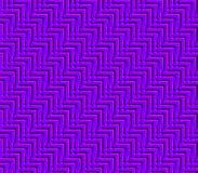 Abstrakte nahtlose blaue und rosa Linien und Winkel Lizenzfreie Stockbilder