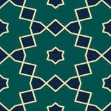Abstrakte nahtlose geometrische Muster Stockfotografie