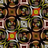 Abstrakte nahtlose geometrische Muster Lizenzfreie Stockbilder