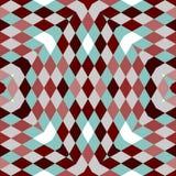 Abstrakte nahtlose geometrische Muster Lizenzfreie Stockfotografie