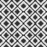 Abstrakte nahtlose Hand gezeichnetes Muster Lizenzfreies Stockbild