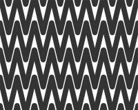 Abstrakte nahtlose Hintergrunddesign-Stoffbeschaffenheit mit geometrischen Elementen Endloses Gewebemuster des kreativen Vektors  Stockfotografie