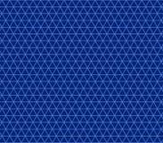 Abstrakte nahtlose Hintergrunddesignbeschaffenheit mit Dreieckelementen Stockfoto