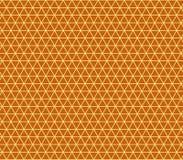 Abstrakte nahtlose Hintergrunddesignbeschaffenheit mit Dreieckelementen Lizenzfreie Stockbilder
