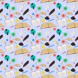 Abstrakte nahtlose Musterbücher Lizenzfreie Stockfotografie