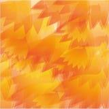 Abstrakte orange Unschärfe beflügelt Hintergrund Lizenzfreie Stockfotos