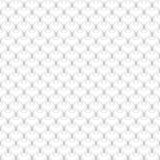 Abstrakte organische geometrische weiße Beschaffenheit Lizenzfreie Stockfotos
