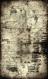 Abstrakte Papierarbeiten stockfoto