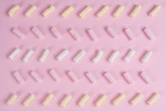 Abstrakte Pastellbeschaffenheit mit Eibisch Hintergrund Lizenzfreies Stockfoto