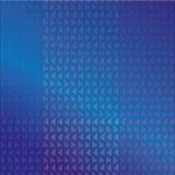 Abstrakte Pfeile auf blauem Hintergrund Lizenzfreies Stockfoto