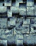 Abstrakte Pinsel-Anschläge lizenzfreie abbildung