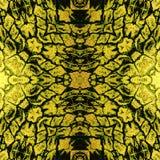 Abstrakte plätschernde Struktur mit stilisierter Reptilhaut Lizenzfreie Stockfotografie