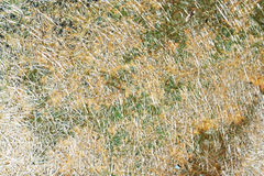 Abstrakte Plastikhintergrundbeschaffenheit mit Sonnenlicht Lizenzfreies Stockfoto