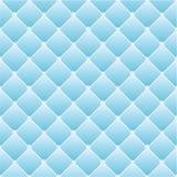 Abstrakte Polsterung auf einem blauen Hintergrund Lizenzfreie Stockbilder