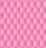 Abstrakte Polsterung auf einem rosa Hintergrund Lizenzfreies Stockfoto