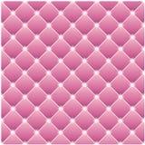 Abstrakte Polsterung auf einem rosa Hintergrund Lizenzfreie Stockfotos