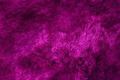 Abstrakte purpurrote Teppichdetailbeschaffenheit Lizenzfreies Stockbild