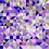 Abstrakte purpurrote weiße blaue Farbmustertapete Lizenzfreie Stockfotos