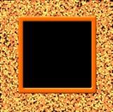 Abstrakte Rahmenillustration Stockfotos