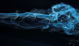 Abstrakte Rauchserie 13 Lizenzfreies Stockbild