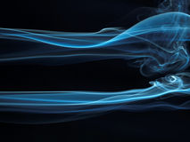Abstrakte Rauchserie 15 Lizenzfreies Stockbild