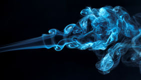 Abstrakte Rauchserie 25 stockfoto