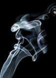 Abstrakte Rauchstrudel Stockbilder