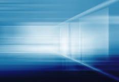 Abstrakte Raum-Hintergrund-Konzept-Reihe 103 der Hochtechnologie-3D Lizenzfreies Stockbild