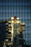 Abstrakte Reflexionen Lizenzfreie Stockfotos