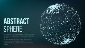 Abstrakte Richtung des Wissenschafts-Grafikdesigns Abstrakte Richtung des Wissenschafts-Grafikdesigns Vektor Stockfotografie