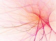 Abstrakte rosafarbene Auslegung Lizenzfreie Stockfotografie