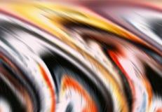 Abstrakte rote purpurrote phosphoreszierende Farben und Linien Hintergrund Zeilen in der Bewegung Lizenzfreie Stockfotos