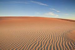 Abstrakte Sand-Hintergrund-Beschaffenheit Stockbild