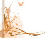 Abstrakte Sanddüne Lizenzfreies Stockfoto