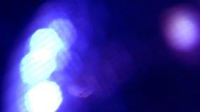 Abstrakte schillernde Lichter 4 - SCHLEIFE stock abbildung