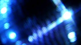 Abstrakte schillernde Lichter 7 - SCHLEIFE lizenzfreie abbildung